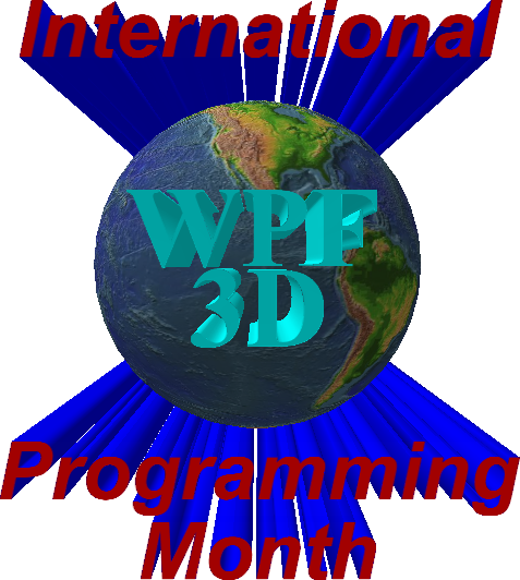 International WPF 3D Programming Month