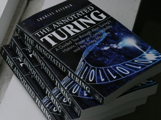the annotated turing a guided tour through alan turing s historic paper on computability and the turing machine