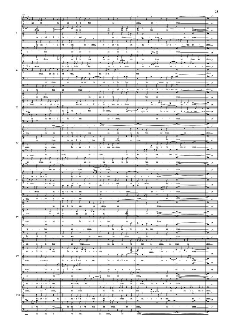 forty part motet by thomas tallis