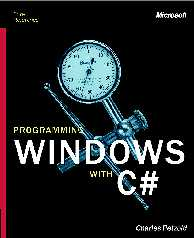 Programming Microsoft Windows with C#